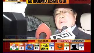 This is very disappointing, didn't expect this: CM Lal Thanhawla