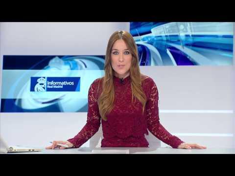 Carlota Vizmanos en Real madrid TV