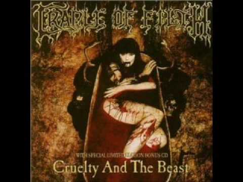 Cradle Of Filth - Bathory Aria + Lyrics