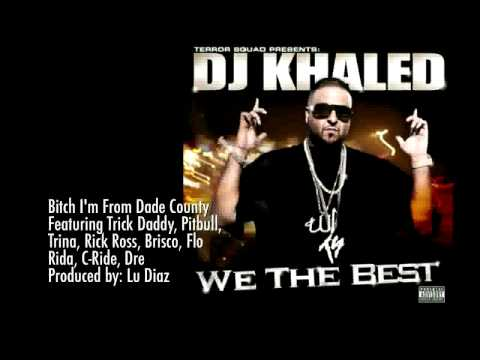 Dj Khaled - Bitch I