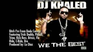 Watch Dj Khaled Bitch Im From Dade County video