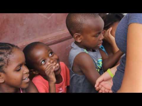 Post-Haiti Trip Dinner Video 2016