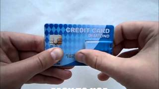 USB Credit Card | Want one?