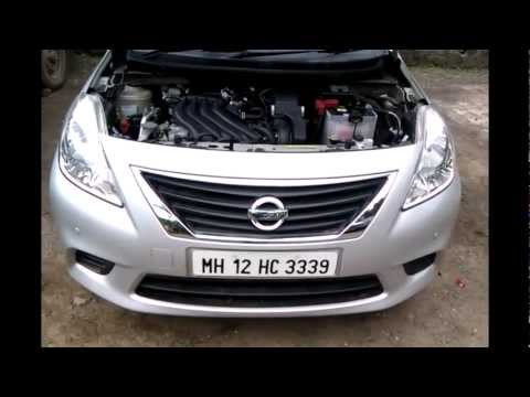 CNG Gas Kit Fitting in Nissan Sunny