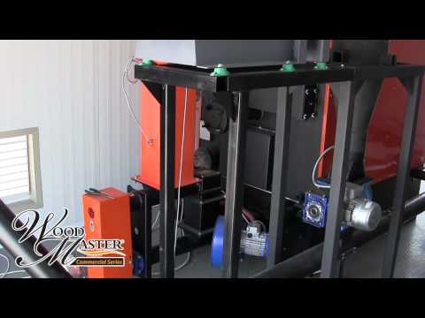 Woodmaster 230 Commercial Boiler