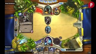 Hearthstone: Heroes of Warcraft Walkthrough - How To Beat Hemet Nesingwary