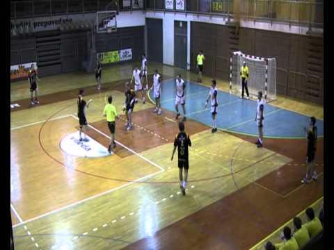 Polfinale pripravljalnega turnirja proti Koflachu
