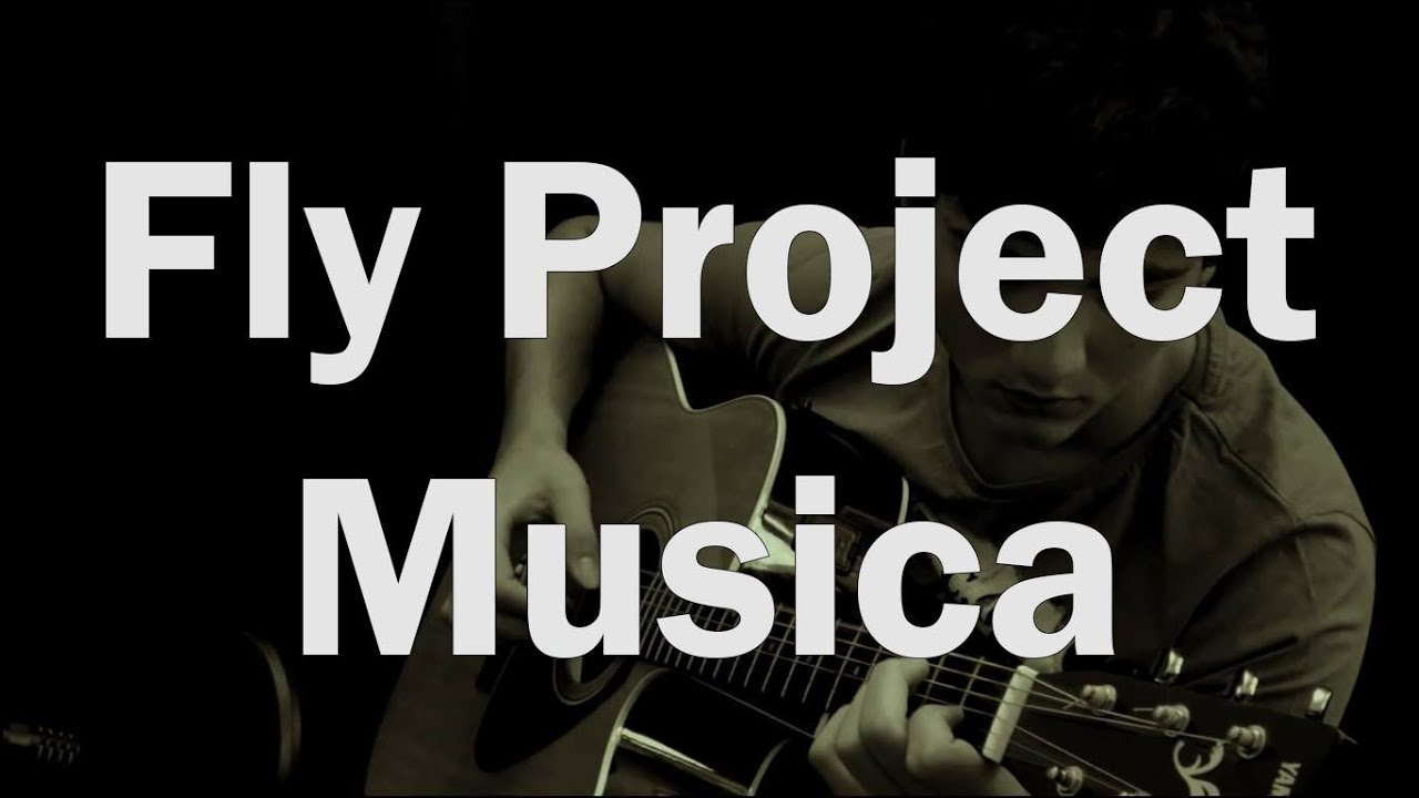 Cover Album Fly Project Musica Fly Project Musica