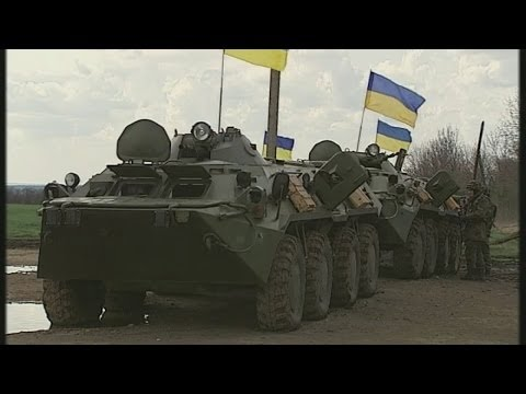 Ukraine 'on the brink'