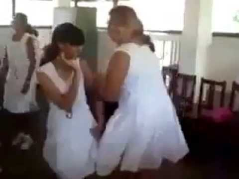 Crazy School Girl And Teacher video