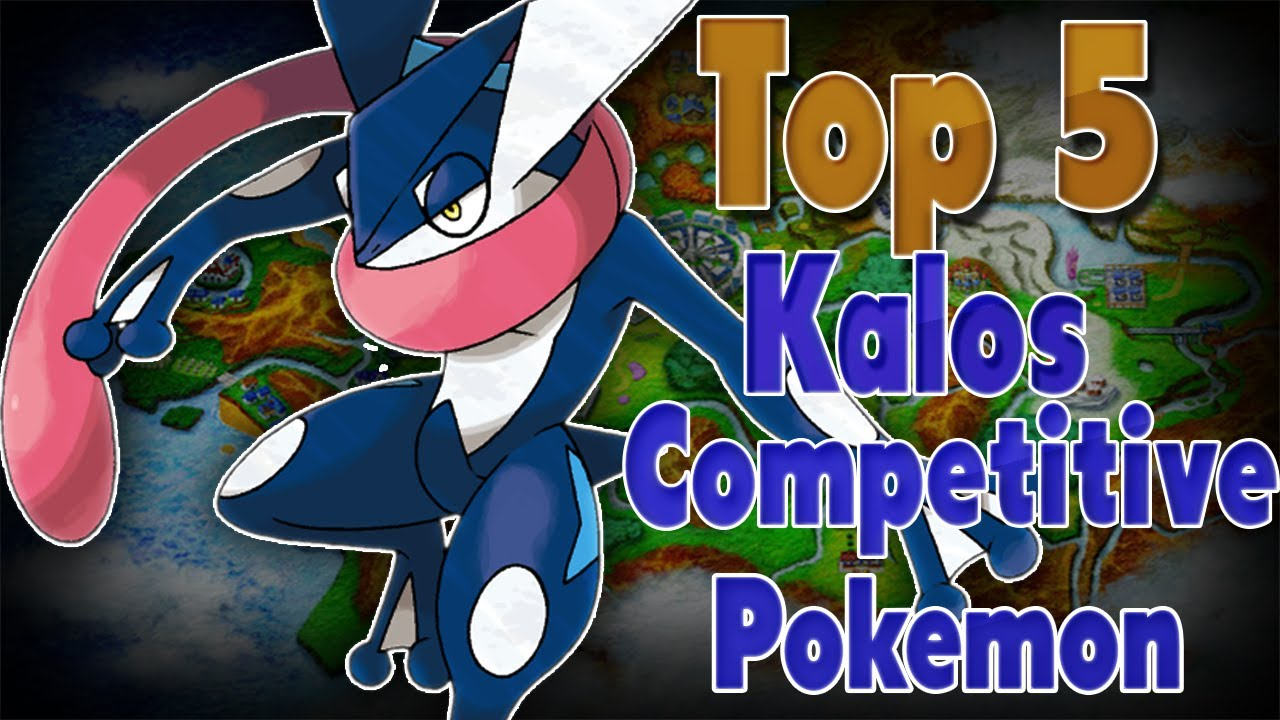 how to build a competitive pokemon team