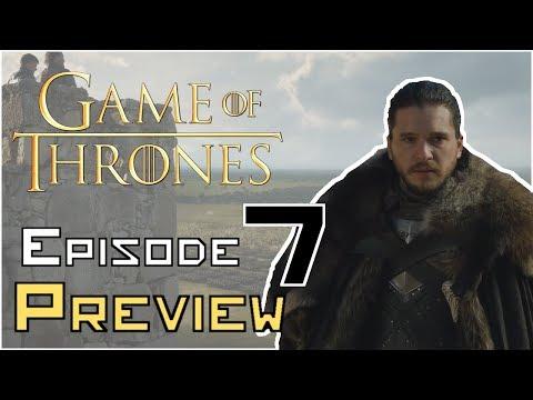 Game Of Thrones Season 7 Episode 7 Preview Breakdown Ysis