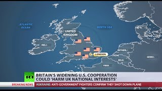 (Britain) '51st state of US'? UK seeks to renew pact with America on nuke data exchange  6/14/2014