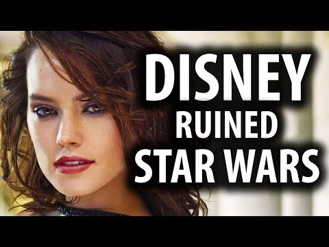 Why Disney is Ruining Star Wars