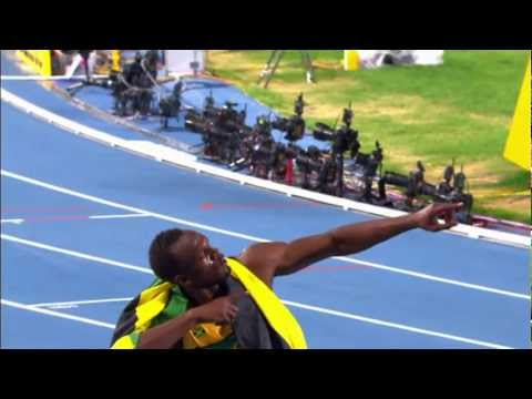 Usain Bolt – 2012 London Olympics