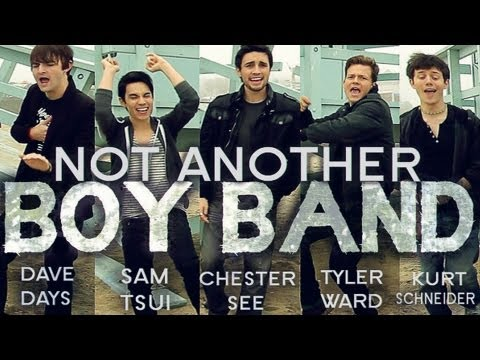 kiss You - One Direction - Not Another Boy Band Cover video