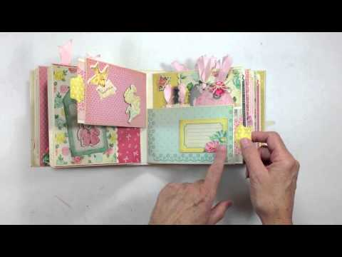 Pocket Page Mini Album Tutorial Series Final Review