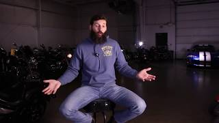 Buying a Stolen motorcycle and what happened next