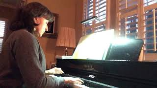 Autumn Leaves Teresa Hernandez Jazz Piano class