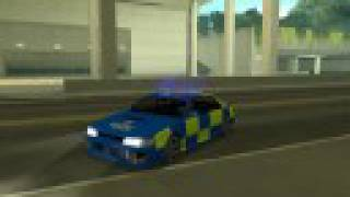 British Police Sirens for GTA:SA