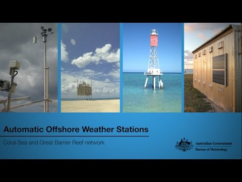 Offshore Automatic Weather Stations