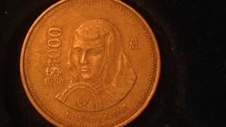 $1000 Pesos Estados Unidos Mexicanos