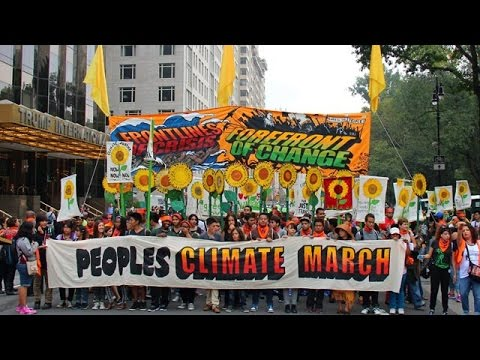 PEOPLE AROUNG THE WORLD DEMAND TO BE ENSLAVED BY AGENDA 21 CLIMATE CHANGE REGULATION