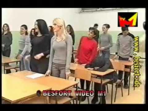 Humor Nga Adelina Ismajli Qumili Besim Dina 2013 video