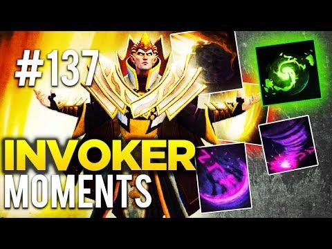 Dota 2 Invoker Moments Ep. 137