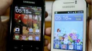 Samsung Galaxy Pocket vs. Galaxy Y - [MUST READ DESCRIPTION]