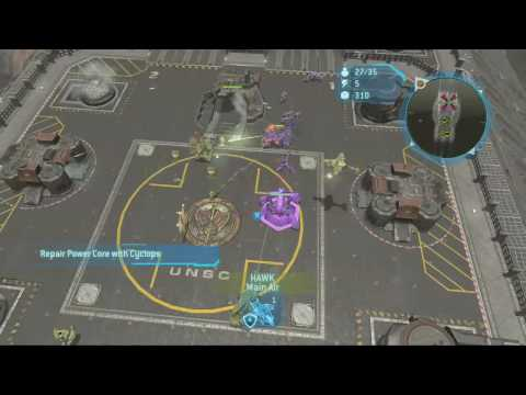 Halo Wars: Handy With Tools Guide & 12th Skull Video