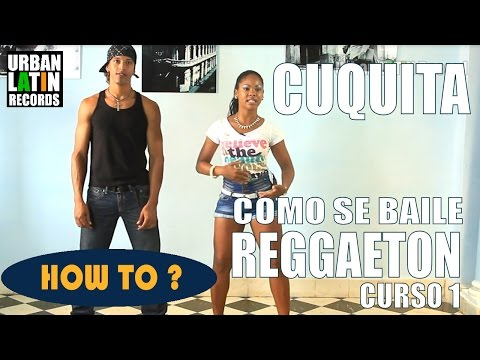 HOW TO DANCE REGGAETON & PERREO ► REGGAETON WORKOUT 1 ► CLASE DE BAILE