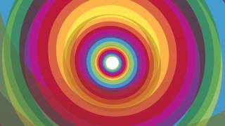 Rotating Stripes Background Animation 23