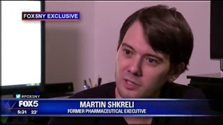 Exclusive: Martin Shkreli Interview