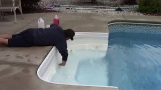 How Close or Winterize Your Pool Yourself