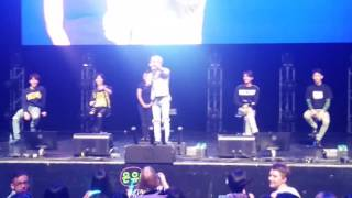 "Download Lagu 160731 Male fan says ""I love you"" to Jonghyun in Dallas Gratis STAFABAND"