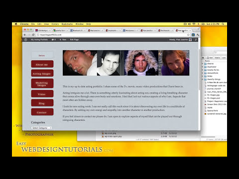 Duplicator - Wordpress plugin local to live site - tutorial -