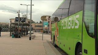 Grève de la SNCF :  les trajets en autocars prennent le relais