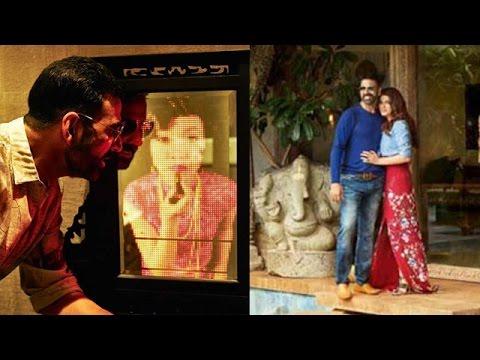 (Inside Pics) Of Akshay Kumar & Twinkle Khanna's Artistic Mansion