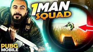 NOVA'DA BİTMEYEN FİGHT!! EFSANE BİR ONE MAN SQUAD MAÇI | PUBG Mobile