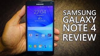 Samsung Galaxy Note 4 İnceleme
