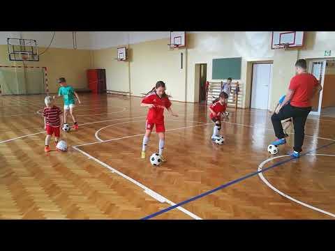 Kudełek i Nadusia na treningu w Olszynie u Lisków z Trenerem Łukaszem
