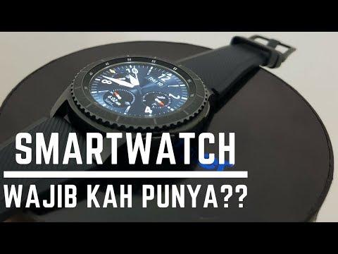 Smartwatch Review 2017 - Wajib Punya?