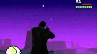 Gta sanandreas gizemleri/Mysteries part2 : Ufo