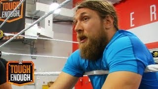Daniel Bryan shares his experience: WWE Tough Enough Digital Extra, June 30, 2015