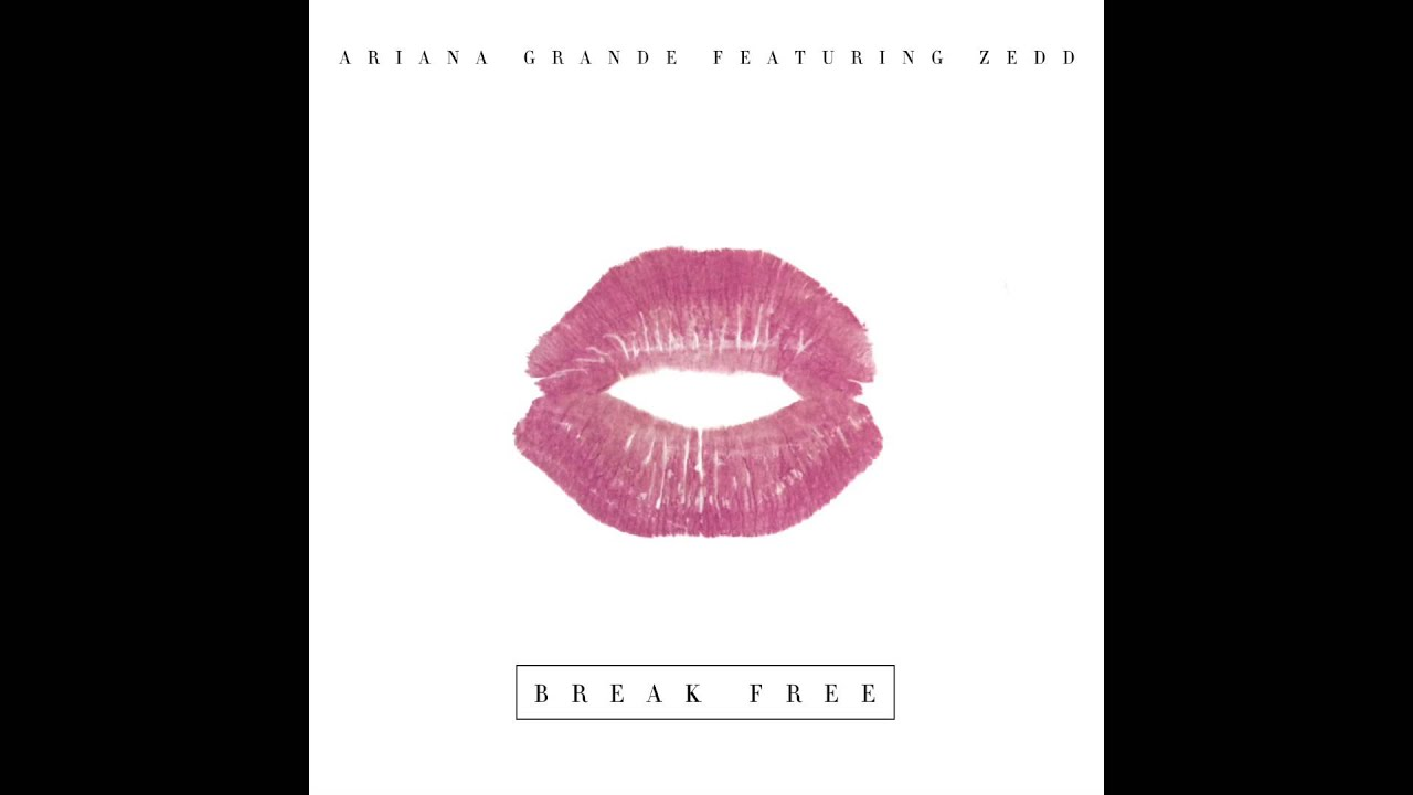 Where Can I Get Free Photos Ariana Grande Break Free