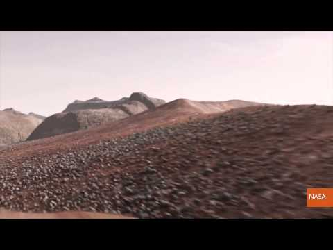 Help Create the Official 'People's Map of Mars'