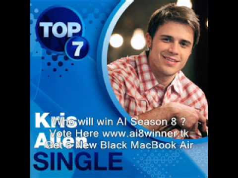 Kris Allen — The Way You Look Tonight AI8 Top 5