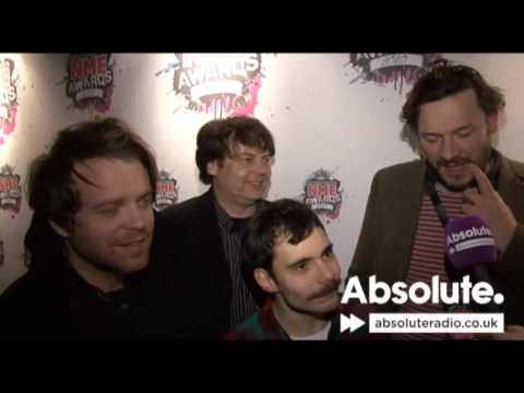 The Mighty Boosh at the NME Awards 2010