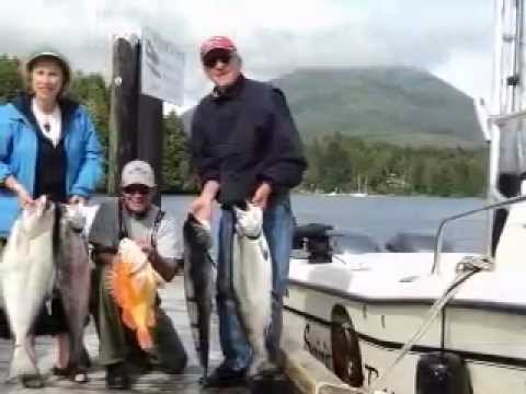 Big Bear Salmon Charter - Ucluelet Salmon and Halibut Fishing Charter